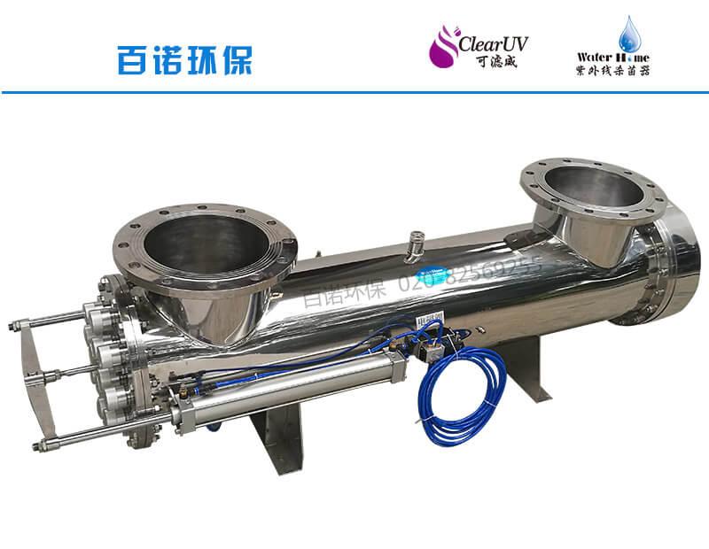 100-200T自动清洗杀菌器