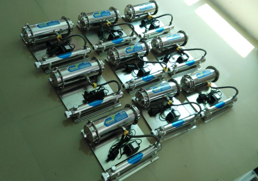 紫外线超滤设备